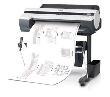 Large Format Printer imagePROGRAF iPF605