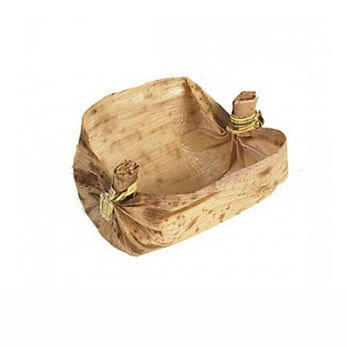 Bamboo Oval Dish 60*40mm