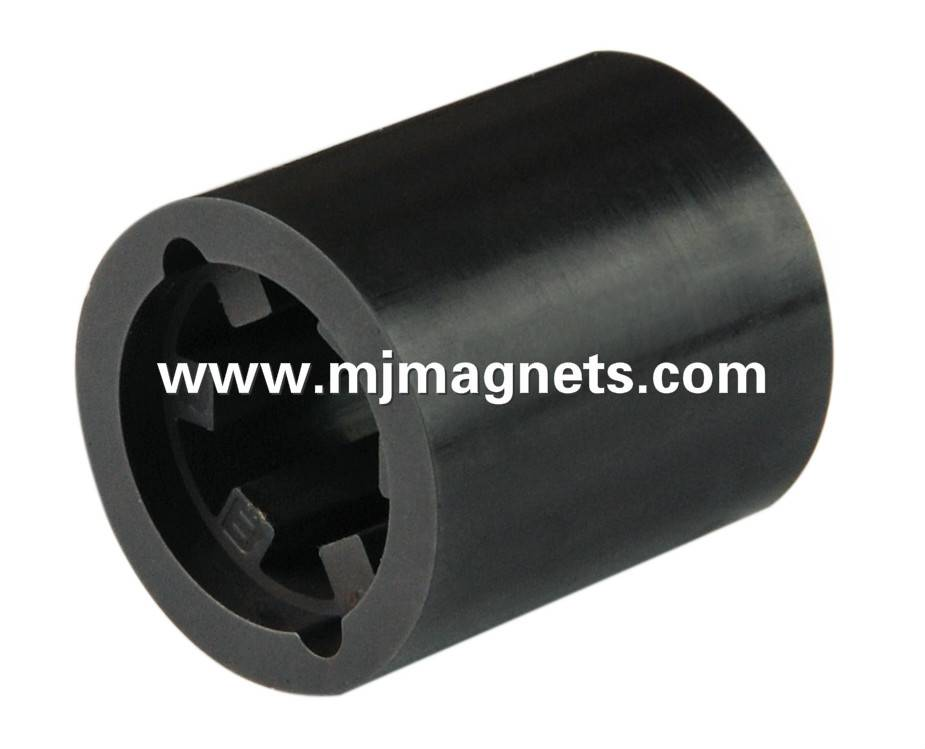 plastic injection molded magnetic component