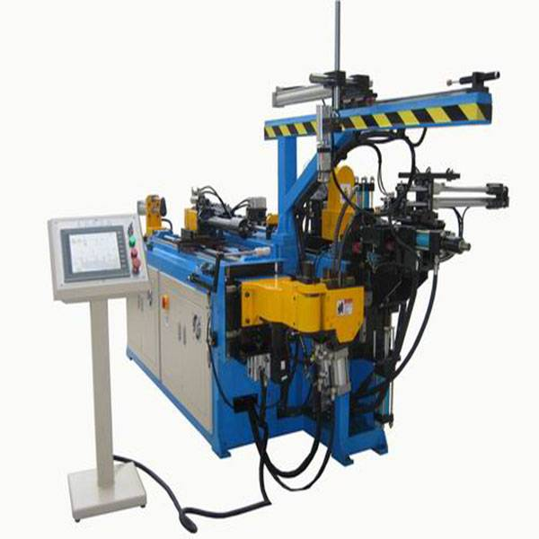 FUNS CNC 3D Forming Machine BENDING TUBE END CUTTING INTEGRATED MACHINE