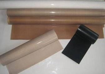 High quality and high temperature resistant PTFE glass fiber cloth