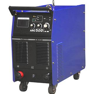 China best quality inverter DC arc weldig machine ARC500IJ