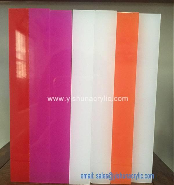 10mm thick acrylic sheet