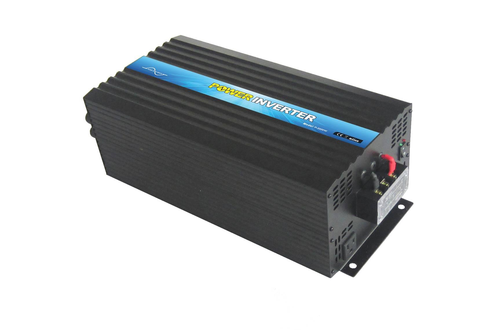 3000W Pure Sine Wave Off Grid Solar Inverter