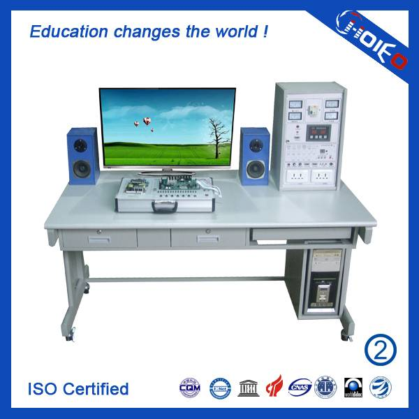 Comprehensive Digital TV Transmission System Maintenance and Assessment Trainer,Repair Skill Trainer
