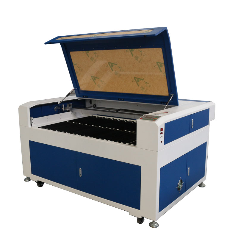 affordable price CNC co2 laser cutting and engraving machine for nonmetal factory for Sale