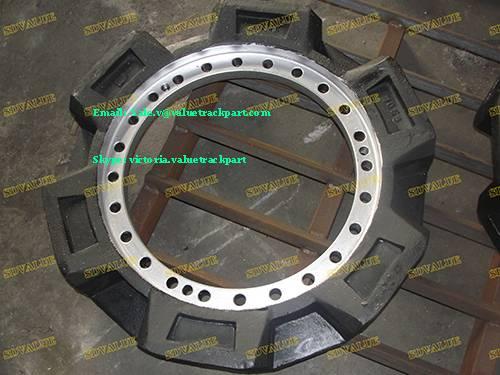 Kobelco Crawler Crane CKE2500 Drive Sprocket