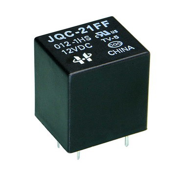 SUBMINIATURE POWER RELAY (JQC-21FF)