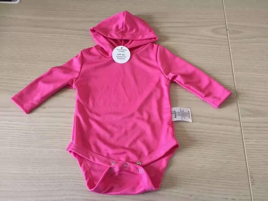Anti-UV Baby Romper