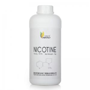 Premium pure nicotine over 99% for e-liquid