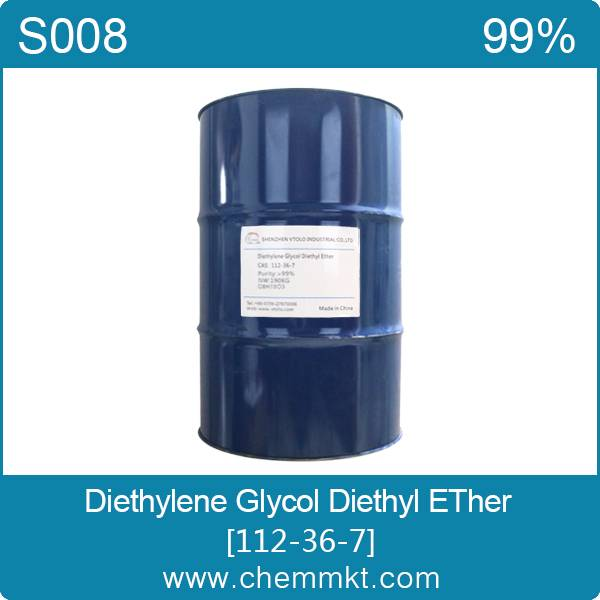 wholesale price (DEDG)2-Ethoxyethyl ether Cas No.112-36-7