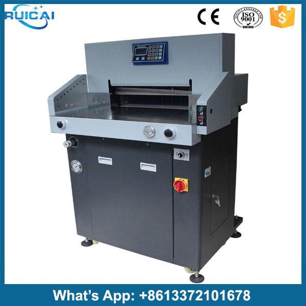 Paper Cutting Machine for Carton Box Making Sample Production with Knife or for Sample Making