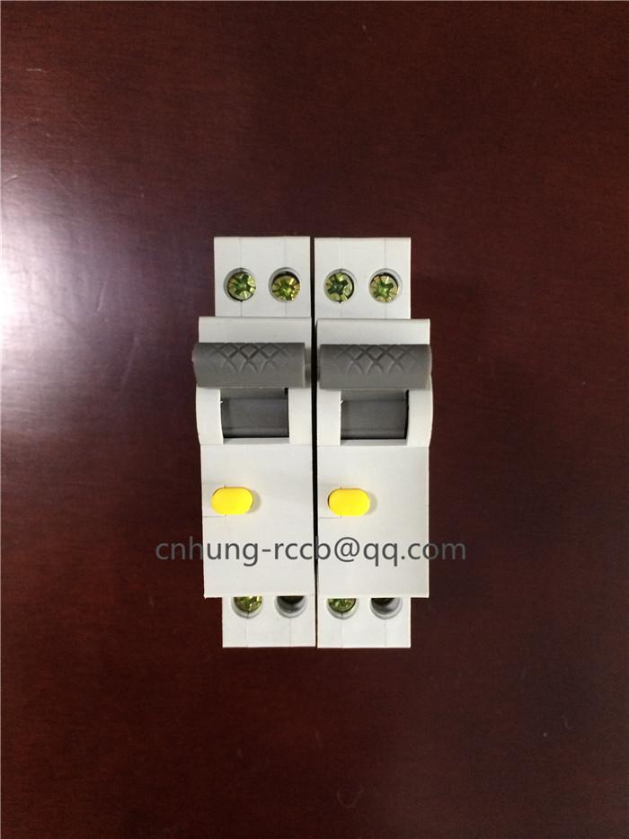 RCBO 1P+N LE 18mm DPN mini circuit breaker