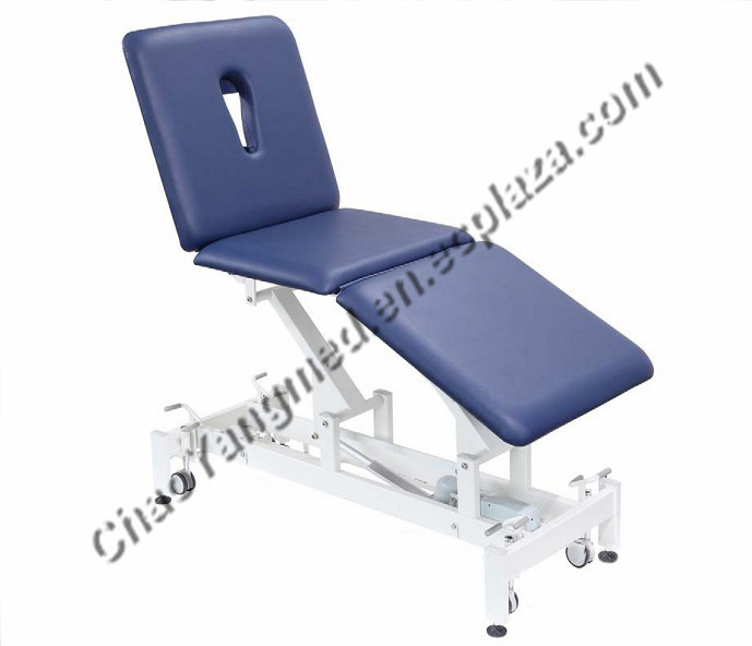 hospital furniture 3 Section HI-LOW electric medical Examination couch CY-C108