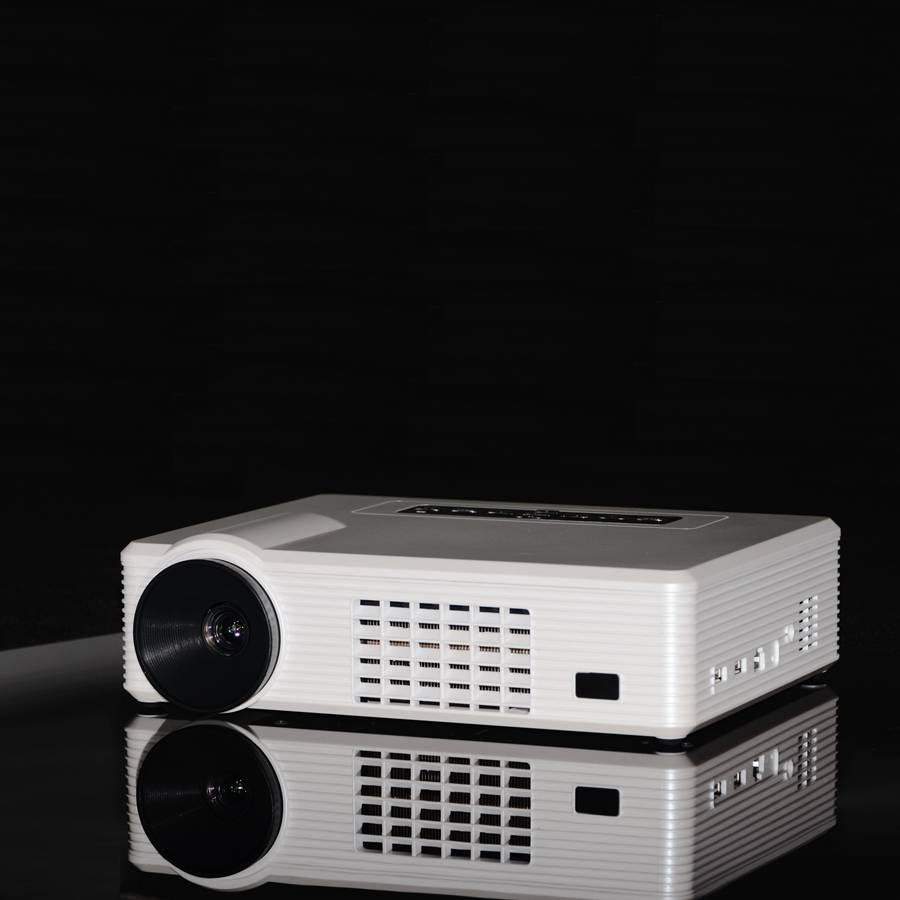 BarcoMax GP7W projector with android wifi