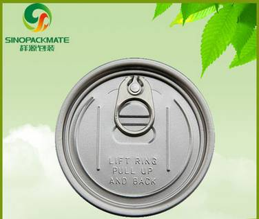 300# Aluminum EOE,Easy Open End,can lids