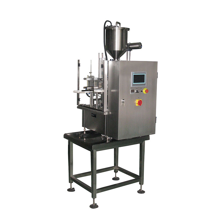 Rotary Preformed Cup Filling & Sealing Machine ( SKB- R )