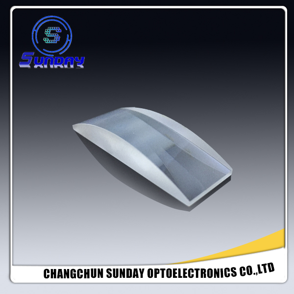 Plano Convex Cylindrical Lens Optical Glass