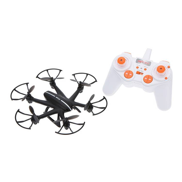 New toy X901 2.4g 4ch rc hexacopter with 6-axis gyro 3d rotation one key stunt rolling pocket drone