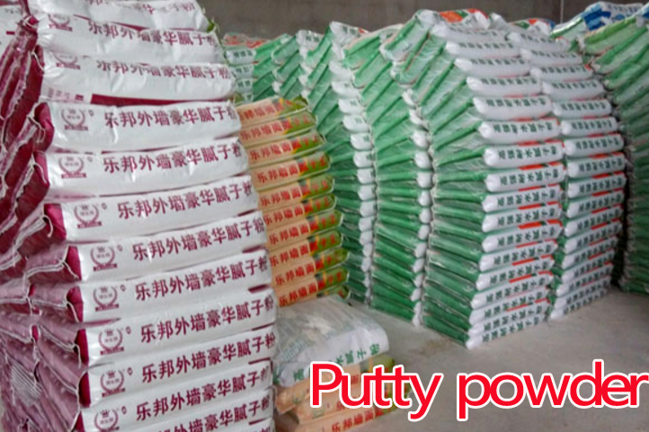 Putty powder Wall filling material