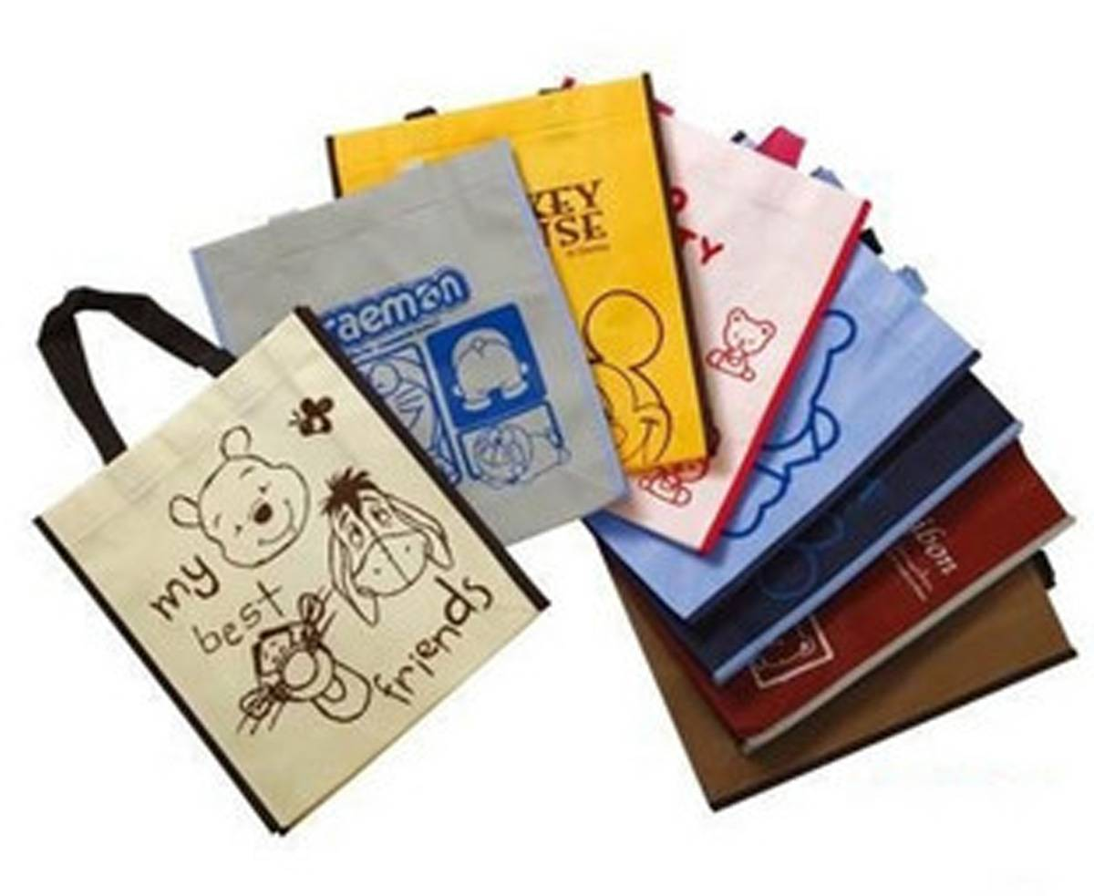Promotional Carrier Bags 2012