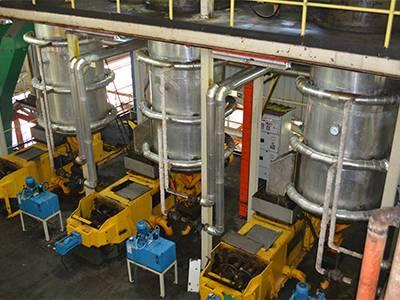 palm oil plant equipment