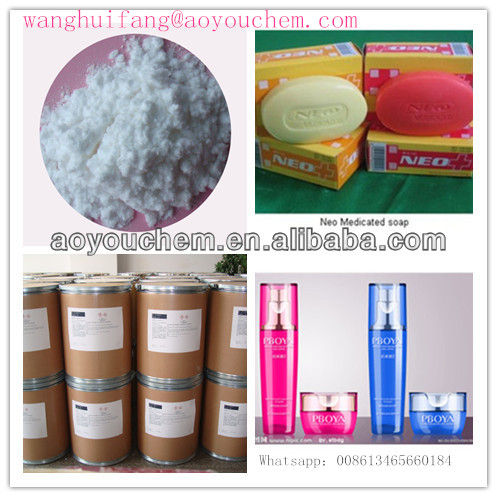 cosmetic grade triclosan 3380-34-5 in shampoo