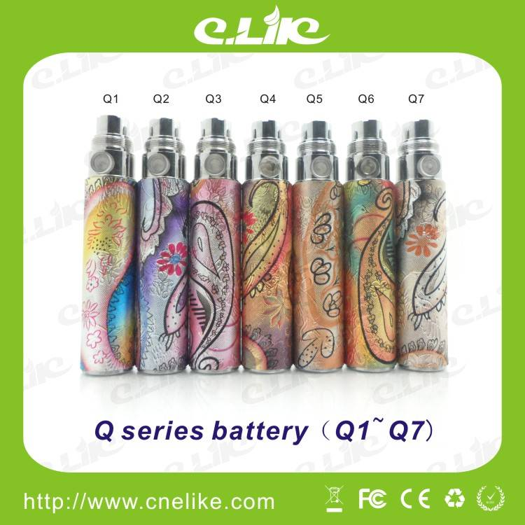 E-Cigarette EGO-K EGO-Q CE4  Battery 350/650/900/1100mAh