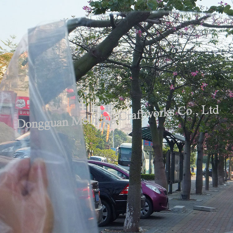 Professional Manufacturer Special Transparent Plastic PC Sheet Plate
