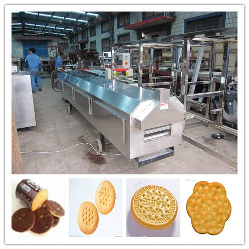 2016 China supplier biscuit machine for factory use