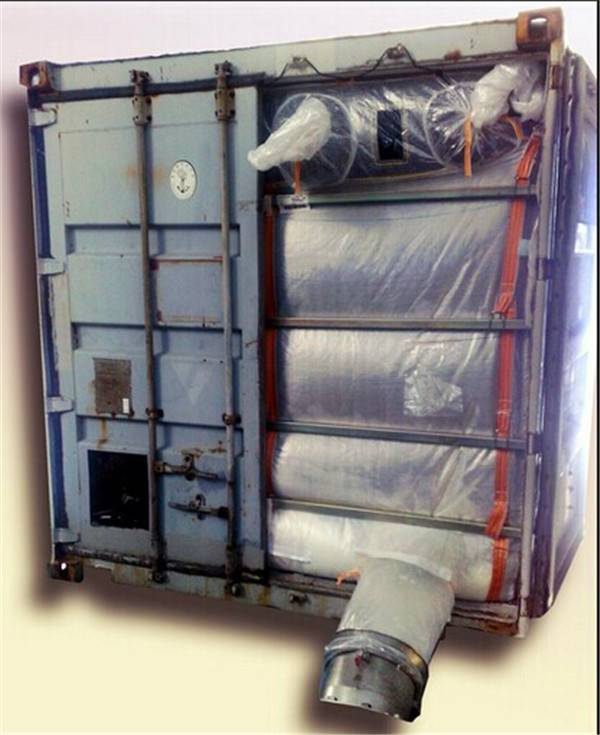 iso 20ft PE container liner bag
