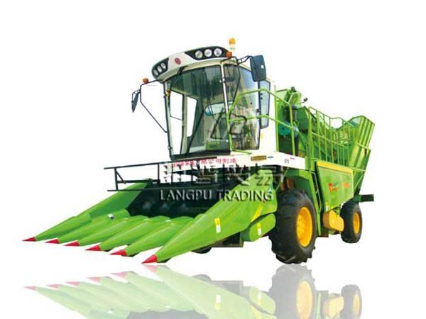 4YZ-5 Crop Corn Harvester Machine
