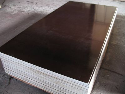 One Time Molding poplar core 9mm film faced plywood