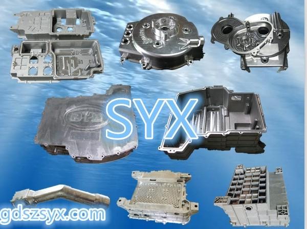 Professional Aluminium die casting company