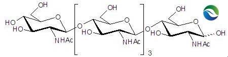 N,N',N'',N''',N'''',N'''''-Hexaacetyl Chitohexaose