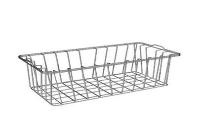 Instrument sterilization basket / stainless steel