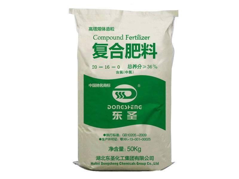 NP compound fertilizer