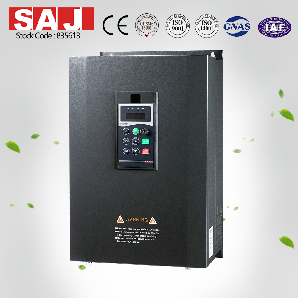 SAJ high quality frequency inverter for ac motor of general purpose