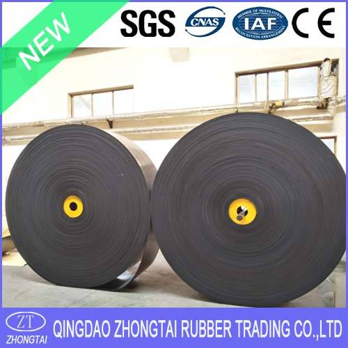 Long Distance Steel Cord Conveyor Belt for sale