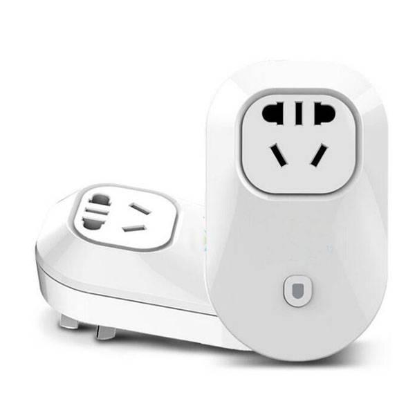 Original  Plug Socket EU US UK AU WiFi Socket with Remote Control by