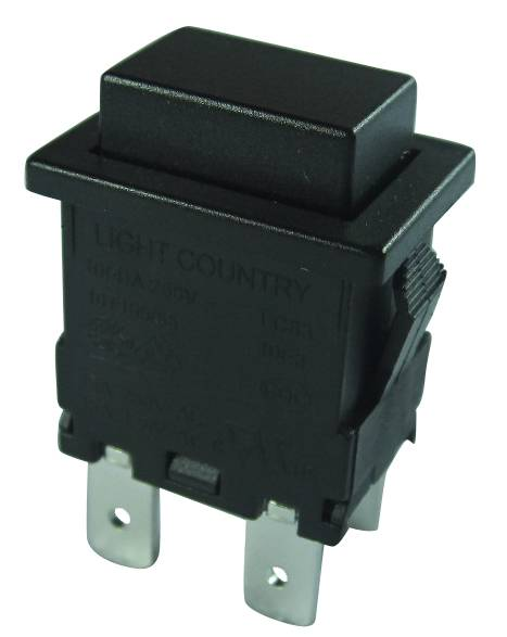 LC83 series push button switch with UL VDE ENEC