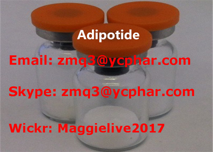 Weight Loss And Bodybuilding Human Growth Peptides Powder Adipotide 2mg / Vial