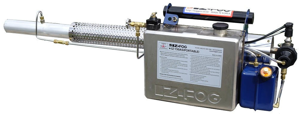 Portable Smoke Fog IZ-150AS