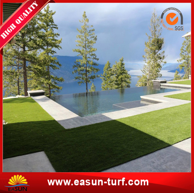 Commercial Application Grass Artificial Synthetic Turf-MY