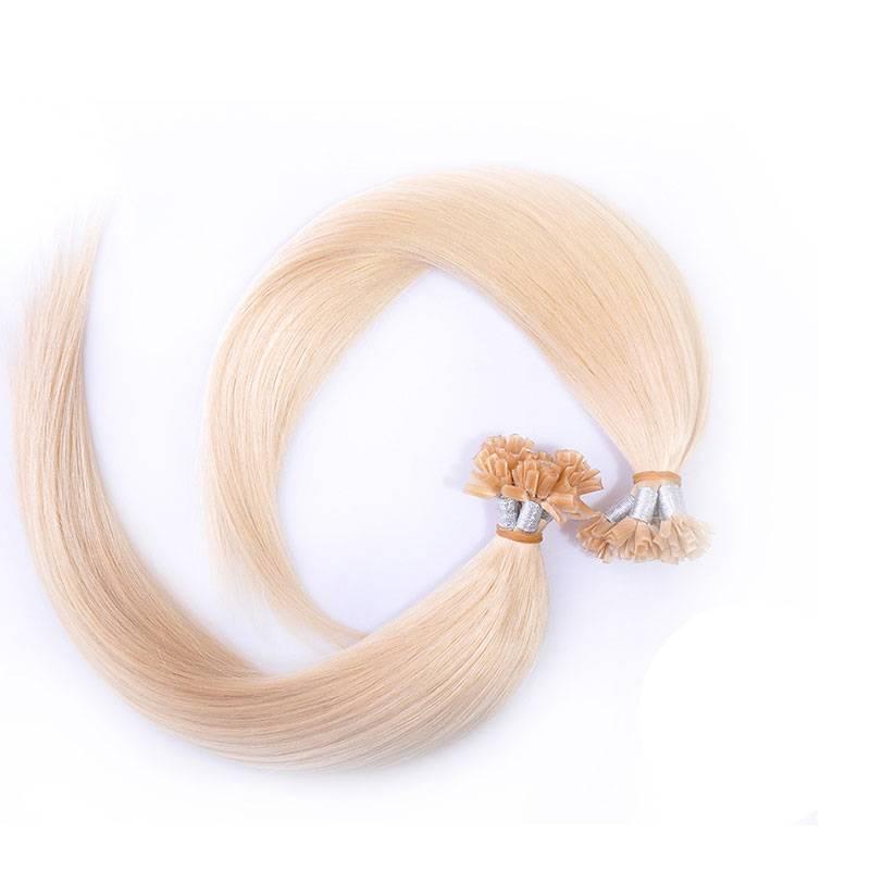 EV&ET Supplier Clip Natural 100% Remy Hair Extension, Human Hair