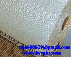 Glass fiber mesh 4*5 mm 160 g/m2