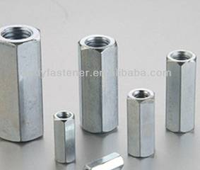 Round Coupling Nut din6334 Manufacture