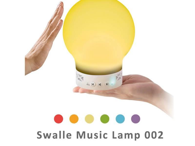 Bluetooth Lamp Music Bulb E27 LED Bulb AC185V-265VNew year LED product Gift Lights Bluetooth Bulb sp