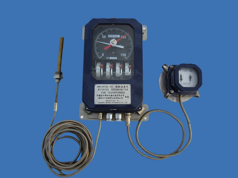 Transformer Winding Temperature Controller