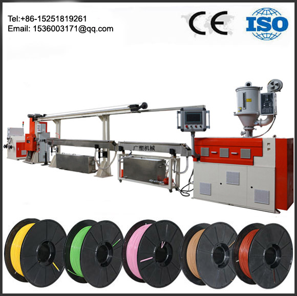 3D printing filament extrusion machine